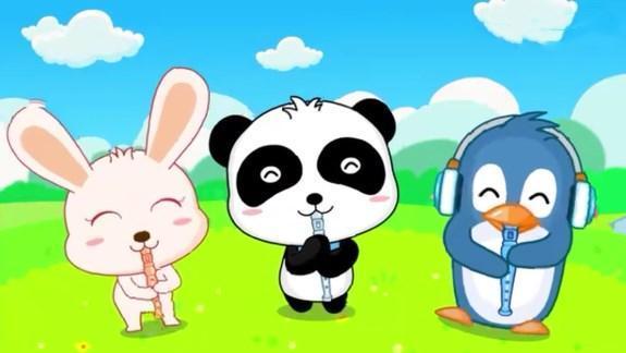 宝宝巴士 森林动物 宝宝巴士游戏 宝宝巴士动画片 版