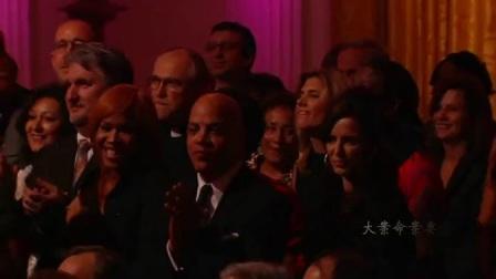 2015 奥巴马钦定美国春晚节目之一