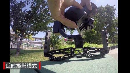 星云4300拍摄延时摄影(相机视角