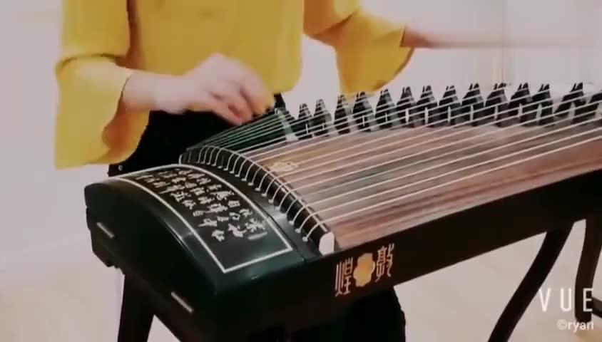 古筝名曲欣赏 一帘幽梦 中国十大古筝名曲欣赏 土豆视频