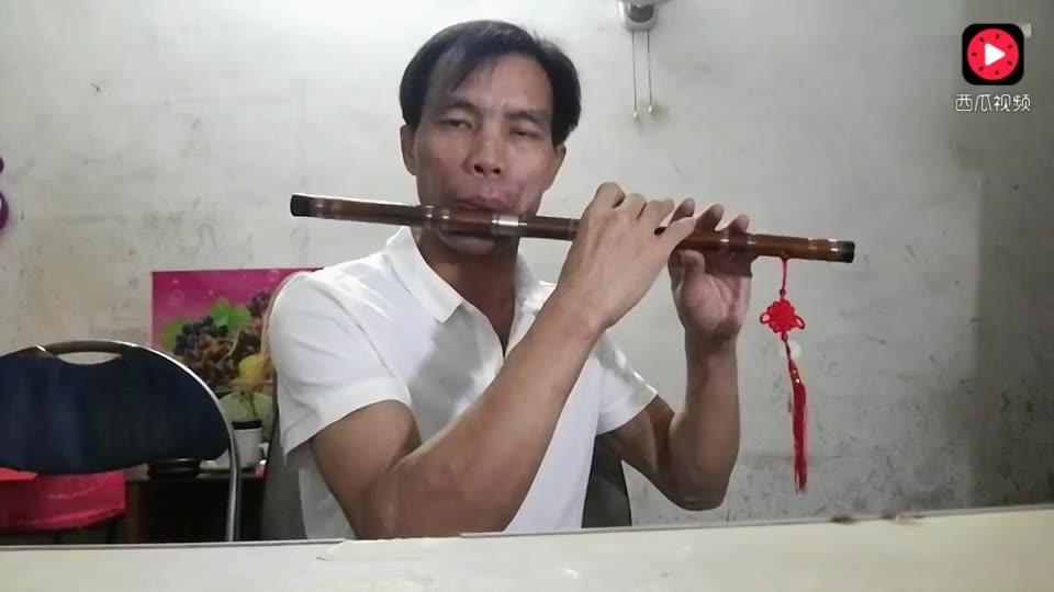 新光艺笛子独奏映山红