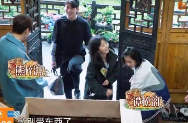 黄磊当场黑脸: 我不做饭了  向往3