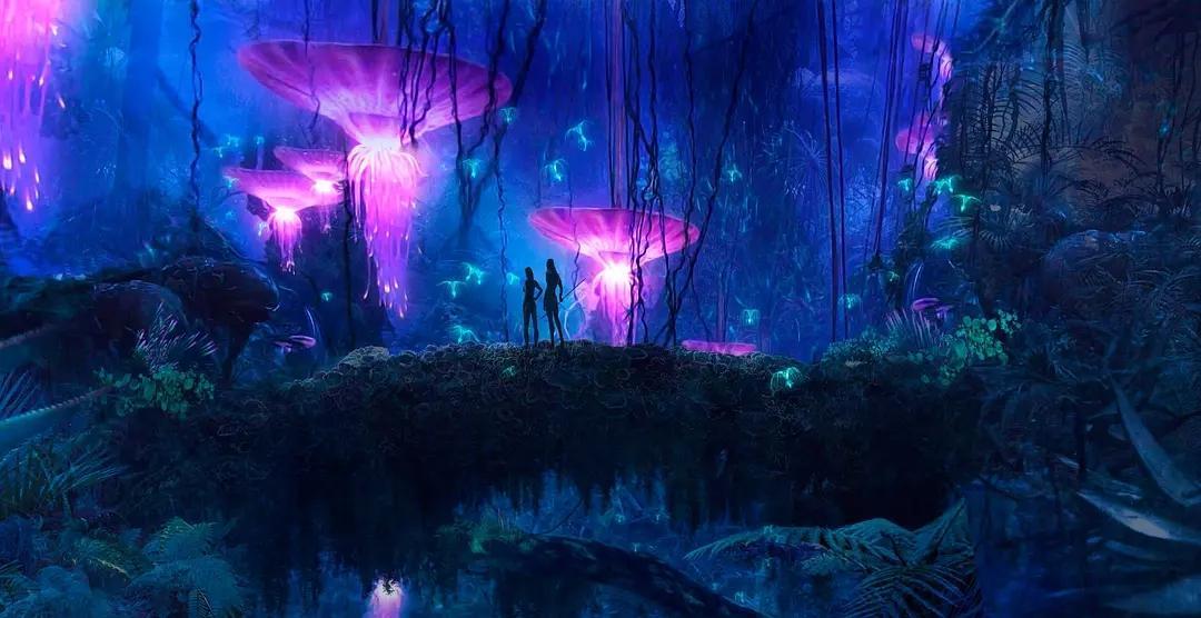 你没看错! 《海王》就是海底阿凡达, 或者说你可以提前看《阿凡达2》了!