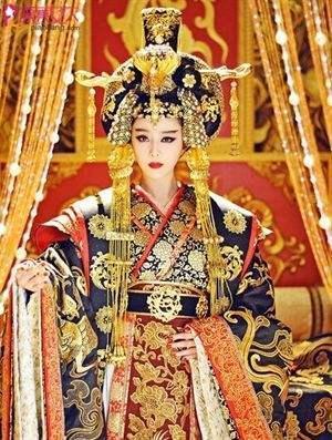 历史真实武则天_历史上真实的武则天到底有多漂亮 史上的武媚娘真的