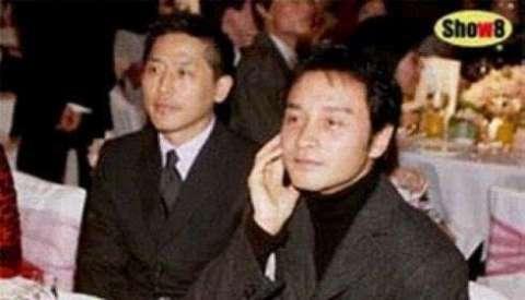 直击: 张国荣和唐鹤德12张罕见生活照, 一起回忆纪念他们的爱情