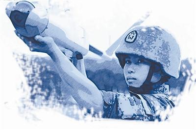 走进中国特种部队: 女子特战连的男教头 - 微信奴