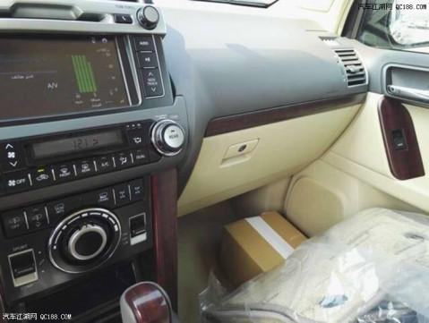 17款丰田霸道4000中东版天窗自动空调体验