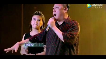 雌雄难辨的嗓音真的是只应天上有啊,这才叫中国好声音掌声如雷!