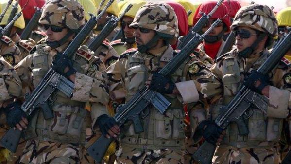 现在终于收获苦果, 伊境内武装高达80万人 美国的战略败笔,