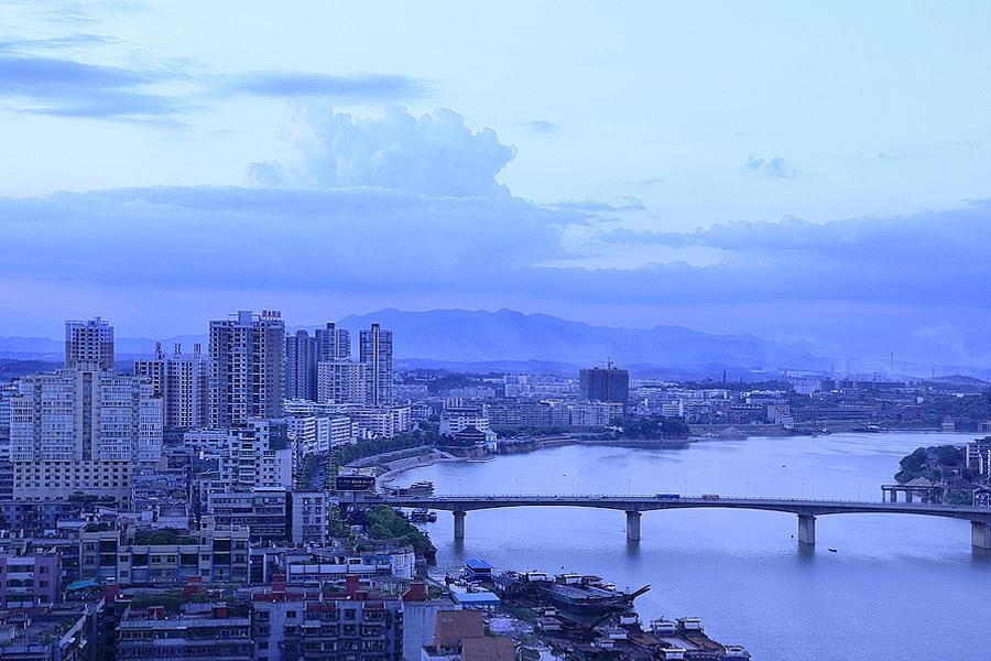 衡阳地区风景点