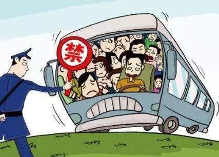 南宁一幼儿园校车无牌还超载 司机没有校车驾驶资格图片