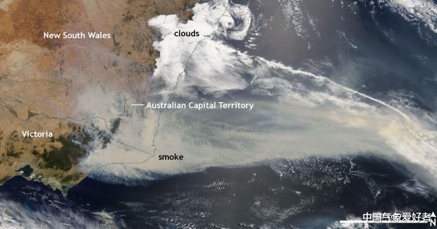 不是澳洲山火造成气候危机,会不会酝酿深刻的气候危机,分析,搞反了,因此这也值得我国警惕