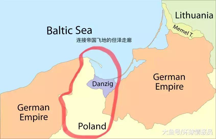 """加里宁格勒: 德国的""""龙兴之地""""为何会成为俄罗斯的领土?(图9)"""