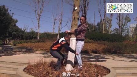 陈翔六点半: 毛台表演街头魔术,反被路人绑在树上