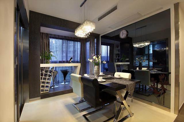 江门方直珑湖湾新房装修设计参考,大家都觉得很赞!