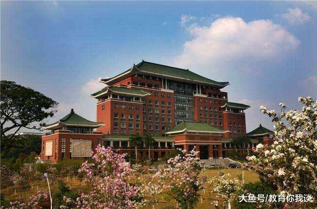 """广东最憋屈的老牌名校, 曾是全国重点大学, 如今却成""""四非""""高校"""