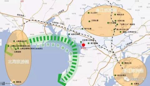 夏令营营地手绘地图