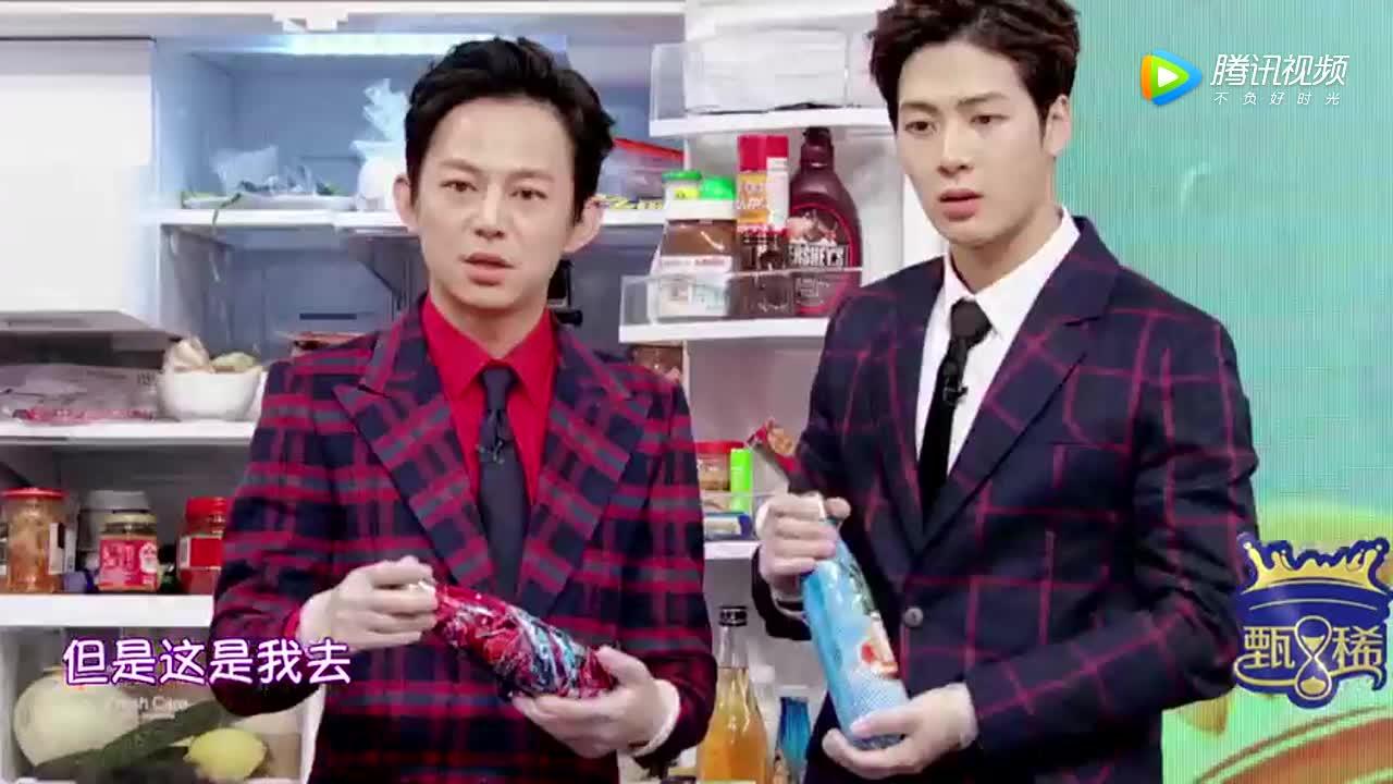 《拜托了冰箱》陈赫到底是收了多少钱,居然在何老师节目里植入广告