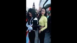 国外曳步舞(鬼步舞)交叉步精彩视频_h264-320adobecs6教学教程图片