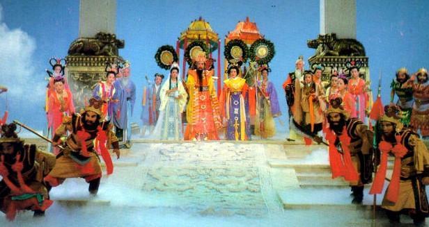 西游记: 天庭和佛教都怕的异族, 作恶多端杀人无数!