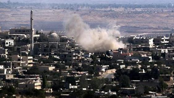 不准支持叙利亚重建 谁参与就制裁谁 美国隔空喊话: