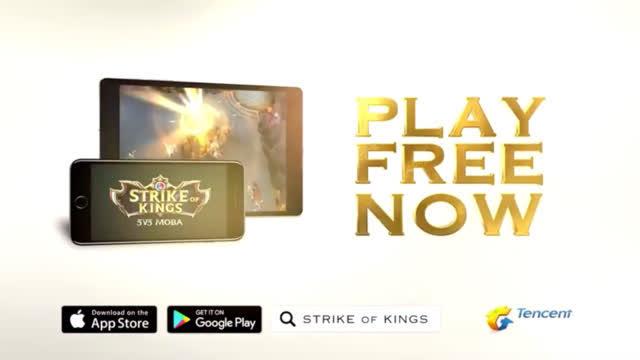 王者荣耀欧洲版宣传片 看来要席卷全球了!