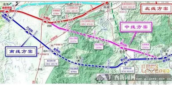 钟山风景区 线路图