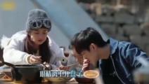 谢娜赵丽颖饭量太惊人,何炅: 她们俩吃饭都可以用盆了