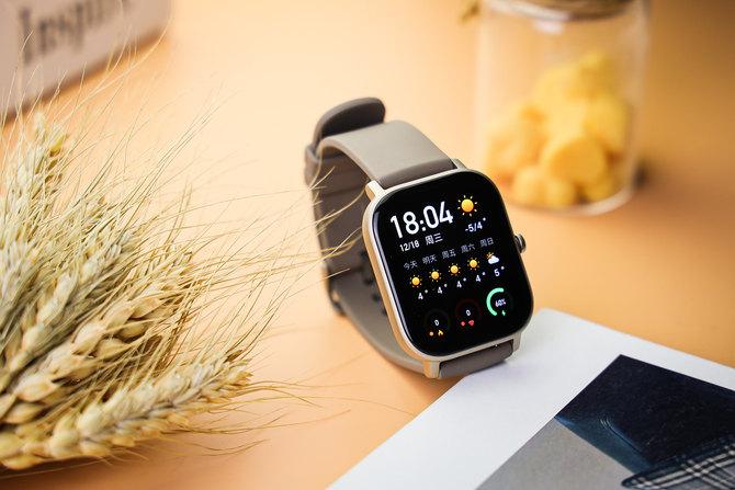 轻质又坚固 华米Amazfit GTS钛金属版智能手表评测