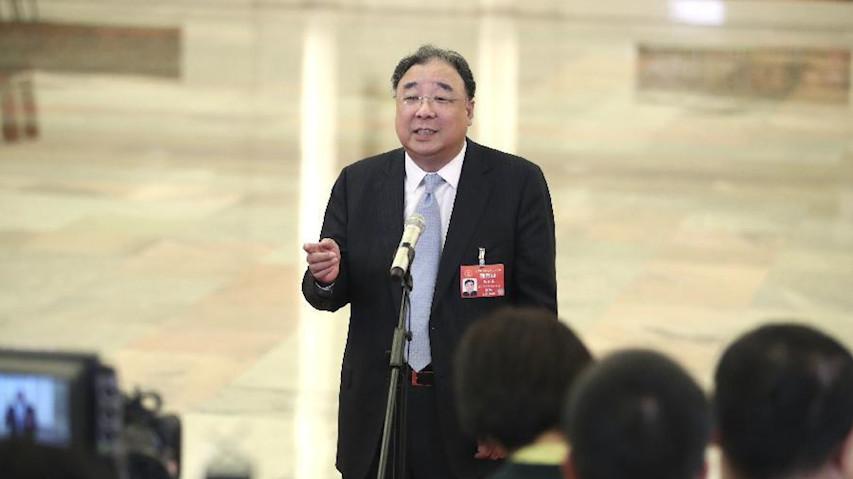 """马晓伟: 保证抗癌药品供应,把为群众""""最后一公里""""的服务做好"""