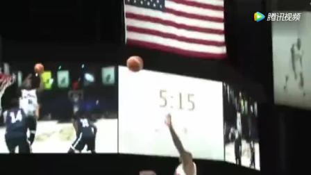 备战伦敦奥运会期间,美国队内训练视频,各路巨星各显神通!
