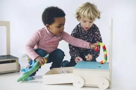 有了这些小动物 还怕熊孩子养不成收玩具的好习惯吗?