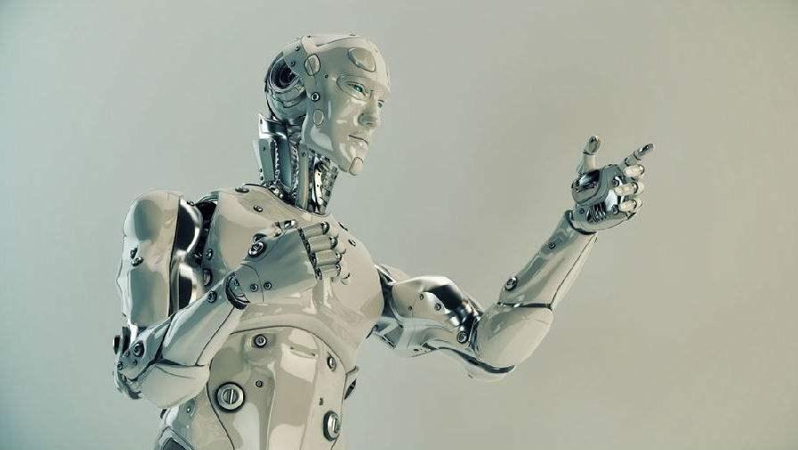 机械战警来临,比超跑更酷的自动巡逻机器人!