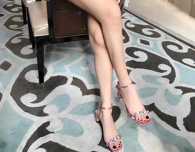 这些凉鞋真好看, 时尚百搭