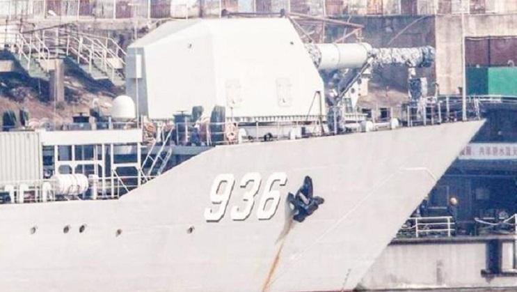 美媒列出中国最引人注目的五大尖端武器,其中一种可颠覆海军格局