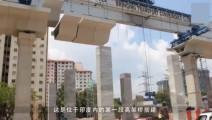 印度造桥PK中国造桥,看完我笑出声,这桥你敢过?