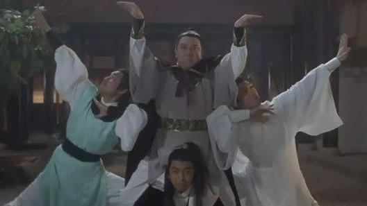 知道《唐伯虎點秋香》有吳鎮宇不稀奇, 認出這四位大佬才是真影迷