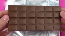 巧克力可以用来盛冰激凌?来看看他是如何做到的