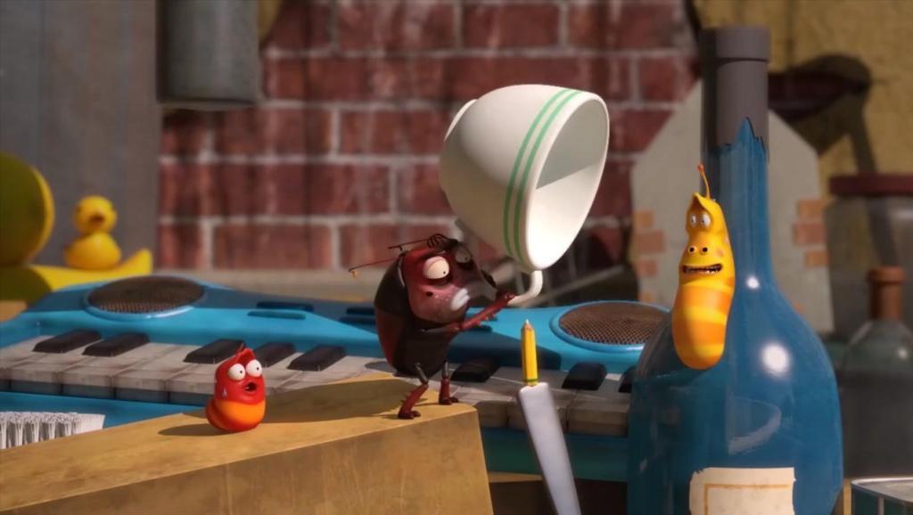 爆笑虫子: 堆积木玩到这个境界,老鼠感到绝望