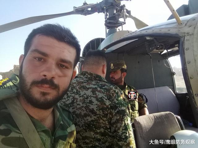 老虎哈桑遭伏击, 幸亏俄军特种兵救命, 怀疑被内鬼泄露行踪