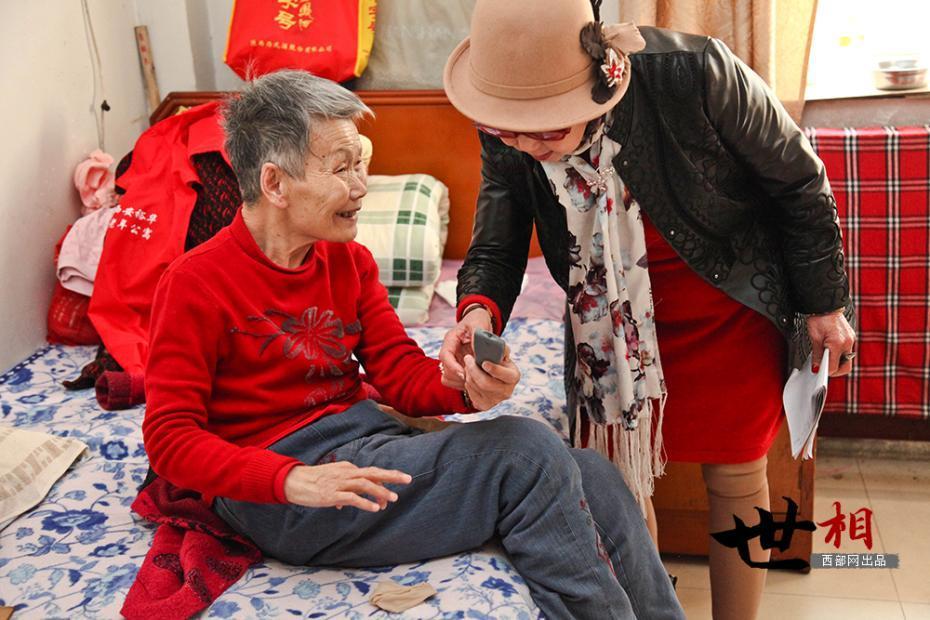 转:81岁老太吴胜明的彪悍人生:曾因走私入狱 如今再成千万富翁(组图) - 孟宪民 - 书法家孟宪民的博客