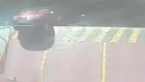 马路杀手来了 女司机为了赶渡轮 没想到连人带车掉海里