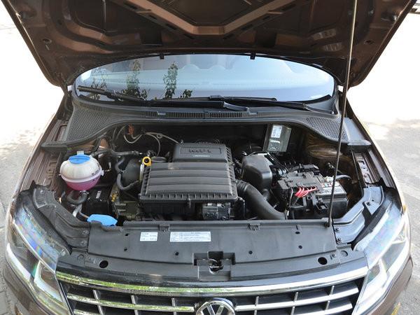 动力方面:新捷达搭载了1.4l和1.6l两款自然吸气发动机.其中,1.