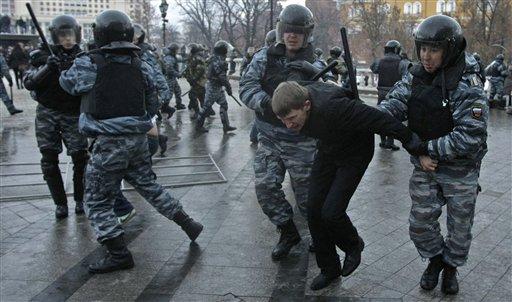 暴乱局势得到控制! 多名美国幕后黑手被逮捕, 白宫急眼: 立即放人!