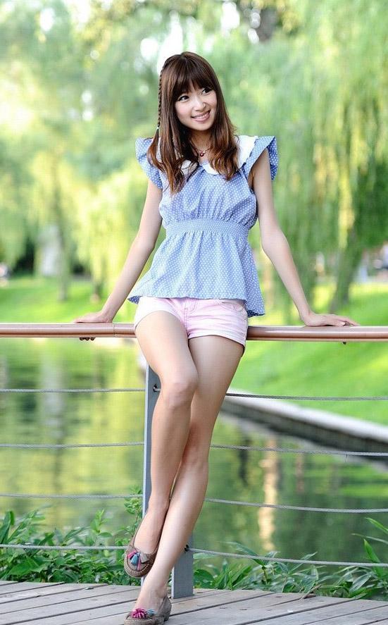 彰显清凉的短裤, 穿出青春动感魅力! 6