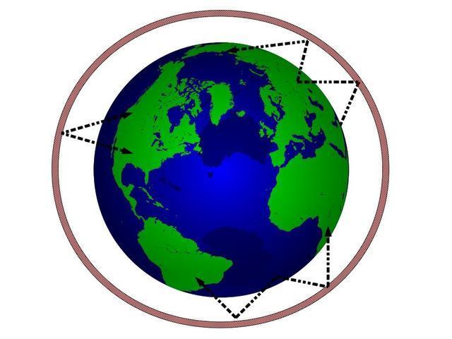 巴拿马航空logo矢量图