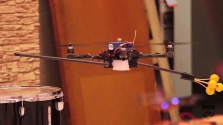 四旋翼机器人
