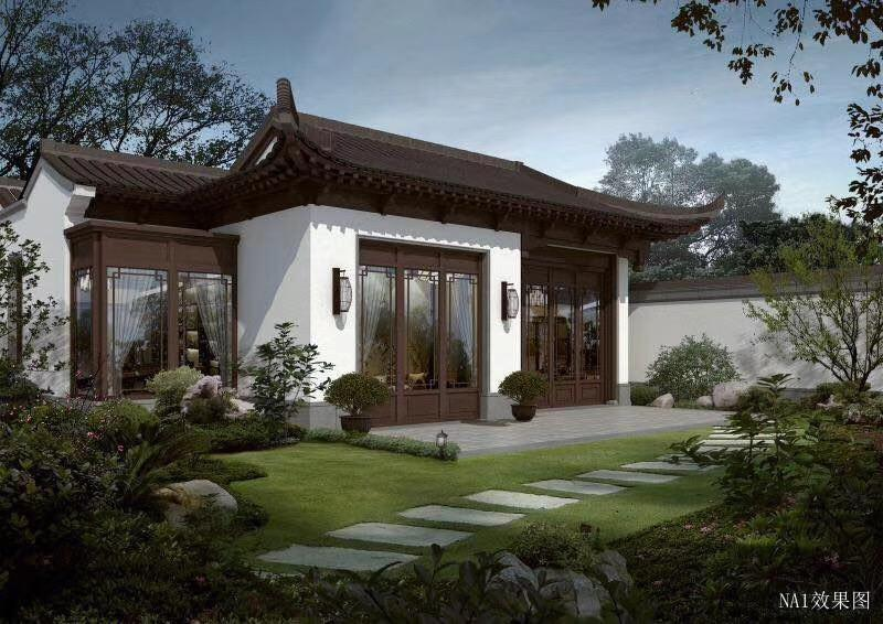 绿城集团打造绍兴精装独门独院的别墅