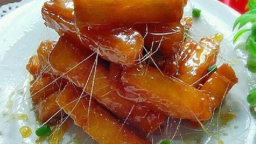 想不到普通的馒头也能做出这样的美味,外酥里嫩,大部分人都没这样吃过