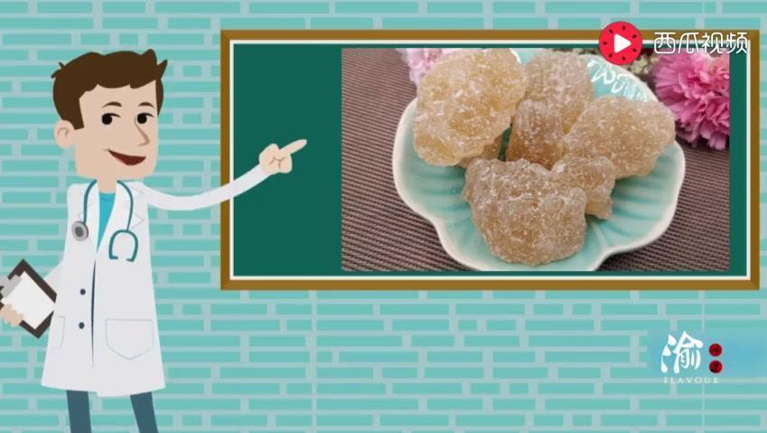 冰糖太大块难砸碎,学会这样一个小技巧,半分钟就成了小碎粒